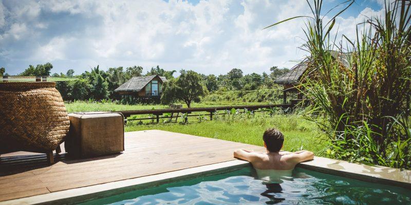 Eco Resort Vil Uyana Sigiriya Sri Lanka Luxury Nature