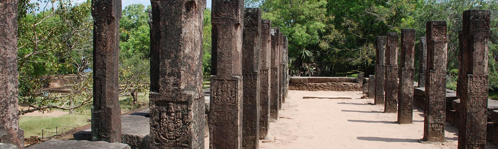 Heritage Site in Sri Lanka