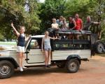 Jeep Safari in Sri Lanka