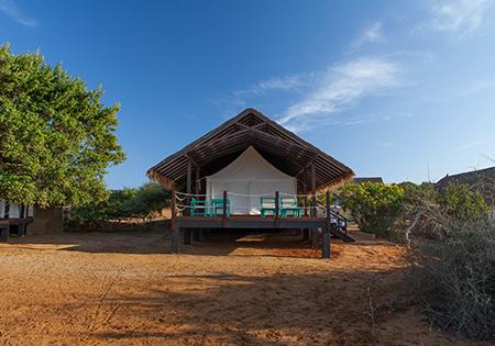 jetwing yala tented camp