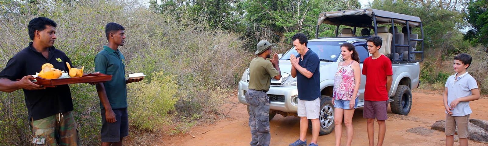 Ruhunu Safari Camping-